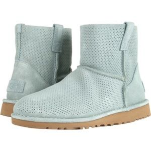 Ugg Classic Unlined Mini (Seafoam Green)